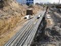 Прокладка трубопровода кабельной канализации