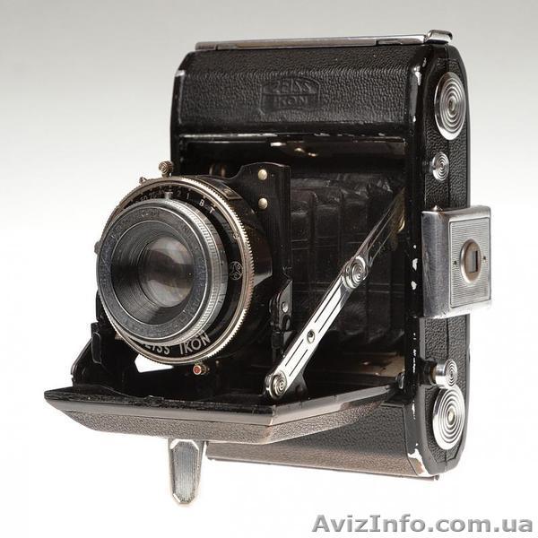 Фотокамера Zeiss Ikon Nettar 515, Объявление #1433721