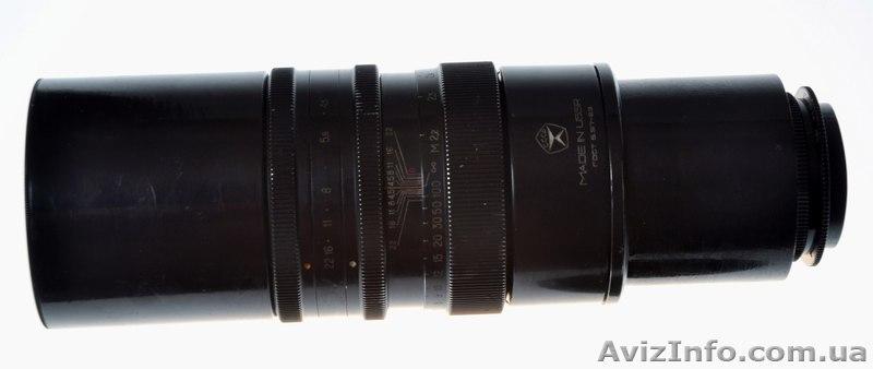 Объектив TAIR-3A  300mm F/4,5 вторая версия оправы, черный, Объявление #1433722