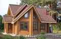 Строим Дом из сруба, бруса, оцилиндрованного бревна, клееного бруса - Изображение #2, Объявление #1443967
