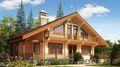 Строим Дом из сруба, бруса, оцилиндрованного бревна, клееного бруса - Изображение #3, Объявление #1443967