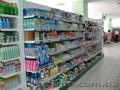 Рассрочка! Стеллажи торговые для бытовой химии, хоз товаров, быт товар - Изображение #2, Объявление #1454093