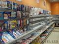 Рассрочка! Стеллажи торговые для бытовой химии, хоз товаров, быт товар - Изображение #6, Объявление #1454093
