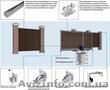 Комплект сборных откатных ворот Велди - Изображение #2, Объявление #1456310