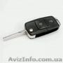 Заготовка ключа Audi Volkswagen Skoda Seat