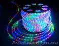LED дюралайт,  светодиодный дюралайт,  комплектующие для дюралайта