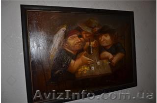 Продам картины оригиналы и копии., Объявление #1496600