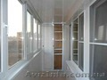 Обшивка вагонкой балконов в Харькове пластиковой,  деревянной,  МДФ