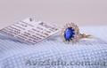 Женский перстень шпинель и циркон - Изображение #2, Объявление #1506551