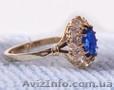 Женский перстень шпинель и циркон - Изображение #3, Объявление #1506551