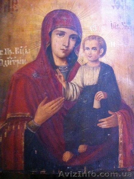 Продам икону, предположительно начало 19 века., Объявление #1515096