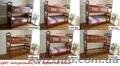 Двухъярусная кровать Карина-Люкс Цена производителя,  бесплатная доставка!