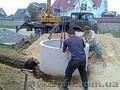 Выкопаем колодец, сливную яму, септик, приямок, смотровой колодец - Изображение #6, Объявление #1536537