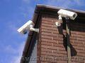 установка видеонаблюдения на открытых площадках с настройкой записи по движению.
