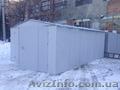 Продам Металлический гараж стальной 2,0 мм, Объявление #1546870