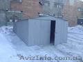Продам Металлический гараж стальной 2,0 мм - Изображение #2, Объявление #1546870