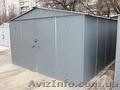 Продам Металлический гараж стальной 1,2 мм - Изображение #2, Объявление #1546867