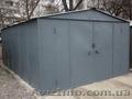 Продам Металлический гараж стальной 1,2 мм, Объявление #1546867