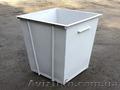 Продам мусорный бак 0,75 м. куб. толщиной 1,2 мм, Объявление #1546847