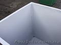Продам мусорный бак 0,75 м. куб. толщиной 1,2 мм - Изображение #3, Объявление #1546847