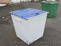 Продам мусорный бак 0,75 м. куб. толщиной 1,2 мм - Изображение #5, Объявление #1546847