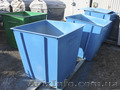 Продам мусорный бак 0,75 м. куб. толщиной 1,2 мм - Изображение #2, Объявление #1546847