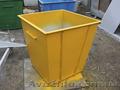 Продам мусорный бак 0,75 м. куб. толщиной 1,2 мм - Изображение #4, Объявление #1546847
