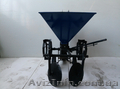 Картофелесажалка цепная для мотоблока КСЦ-1 с транспортировочными колесами