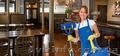 Услуга по уборке квартир и химчистке мебели у вас дома