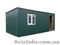 Бытовка, дачный домик 5,0х3,0х2,2 зеленый, Объявление #1565937