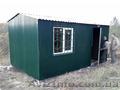 Бытовка, дачный домик 5,0х3,0х2,2 зеленый - Изображение #4, Объявление #1565937