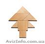 Детская головоломка танграм из фанеры, доставка по Украине - Изображение #3, Объявление #1570238