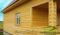 Монтаж блок хауса. Обшивка дома блок хаусом - Изображение #2, Объявление #1571771