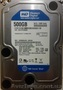 Жесткий диск WDC WD5000AAKS-00E4A0