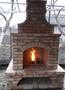 .Барбекю мангал печь камин из кирпича. Установка каминных топок... - Изображение #9, Объявление #1606944