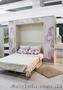 Шкаф-кровать-диван для малогабаритных квартир, Объявление #1615199