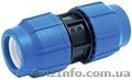 Муфты компрессионные зажимные для полиэтиленовых труб диаметром 25мм,32мм, 40мм,, Объявление #1621850