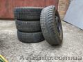 Продам четыре колеса Michelin Alpin 185 / 65 R 14, 4х100, Объявление #1626607