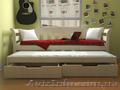 Детская кровать из дерева Тедди Дуо с выдвижным этажом ТМ Луна, Объявление #1508752