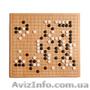 Настольная игра Го: доска 19х19/13х13,  камни черные,  белые,  продам