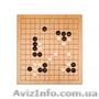 Настольная игра Го: доска 19х19/13х13, камни черные, белые, продам - Изображение #2, Объявление #1633056