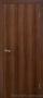 Дверь глухая гладкая орех, Объявление #1633636