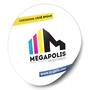 Типография МЕГАПОЛИС: полиграфические услуги, пост печать,  дизайн